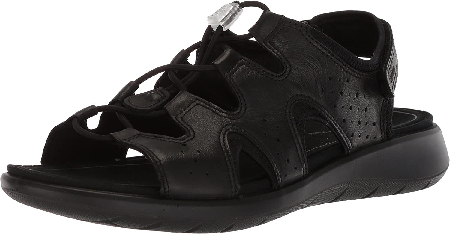 ECCO Womens Soft Ranking integrated 1st place Super special price Sandal Toggle 5