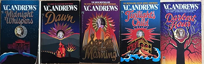 The Cutler Family Series by V.C. Andrews Novel Set