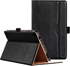 ProCase ASUS ZenPad 8.0 Z380M Case (2015 ZenPad Z380C,Z380CX,Z380KL) - Stand Cover Folio Case for ASUS ZenPad 8.0 8-Inch Tablet, Multiple Viewing Angles, Document Card Pocket (Black)