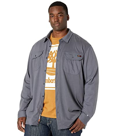 Timberland PRO Extended FR Cotton Core Button Front Shirt