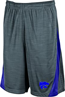 0615b8cf9f87 Champion NCAA Herren betonten Streifen Farbe Blockiert Training Shorts