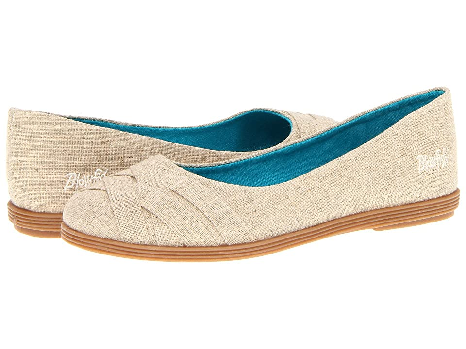 Blowfish Glo (Natural Cozumel Linen) Women