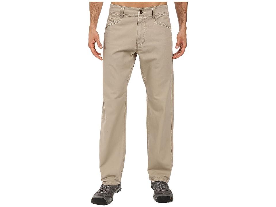 Royal Robbins Billy Goat(r) Five-Pocket Pants (Khaki) Men