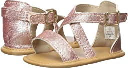 Soft Sole Crisscross Sandal (Infant)