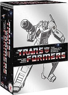 Transformers: Complete Original Series (15 Dvd) [Edizione: Stati Uniti] [Italia]