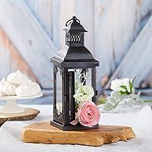Kate Aspen 14139BK Antique Black Decorative Small Lantern