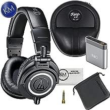 Best audio-technica ath-m50x Reviews