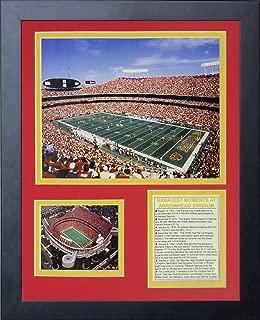 Best arrowhead stadium framed photo Reviews