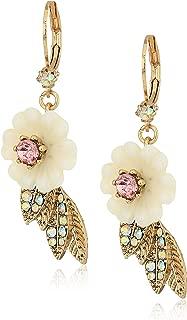 Best leaf flower earrings Reviews