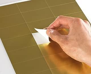Shiny Gold Foil 2.83