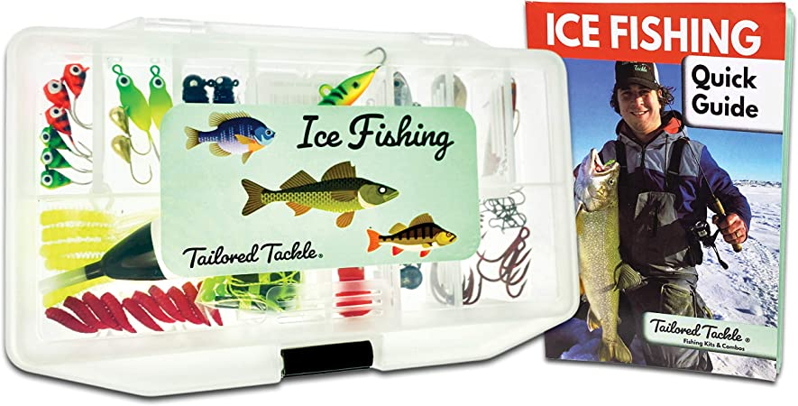 Tailored Tackle Ice Fishing Jigs