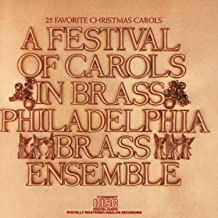 A Festival of Carols in Brass