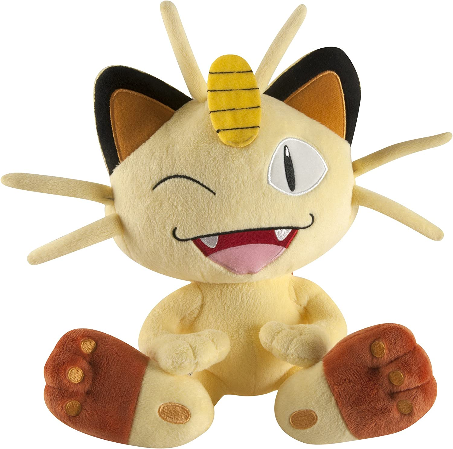 Pokemon 34984A2 Large Plush Meowth