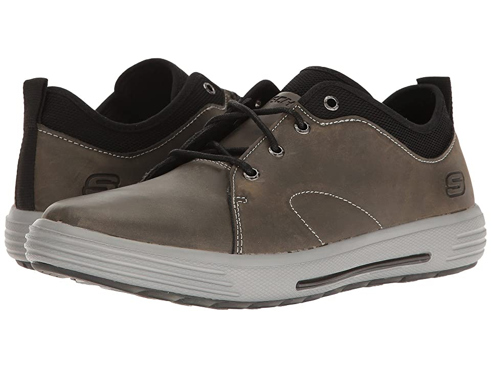 SKECHERS Classic Fit Porter Elden (Charcoal) Men