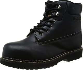 [ミドリ安全] 作業靴 先芯入り 中編上靴 MPW20 メンズ