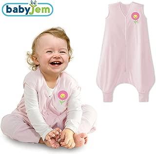 BabyJem 8681049214843 Penye Uyku Tulumu, Pembe