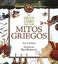 El gran libro de los mitos griegos: Ilustrado por Pep