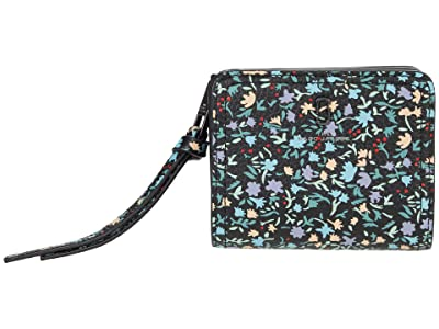 Marc Jacobs The Softshot Ditsy Floral Mini Compact Wallet