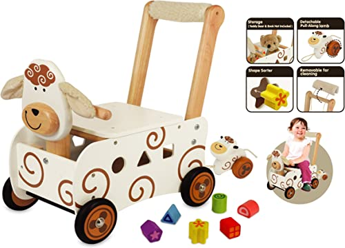 I'm Toy Loopwagen Schaap