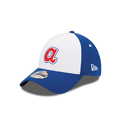 a00754f4c92838 New Era MLB Cooperstown Team Classic 39THIRTY Stretch Fit Cap