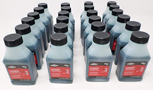 new arrival Briggs & Stratton 2-Cycle Oil - 3.2 discount Oz. 100107 (Case of high quality 24) outlet online sale