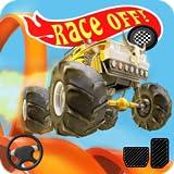 Hot Wheels - Race Off Hot Car Wheels Mega Ramp Car Stunts Games