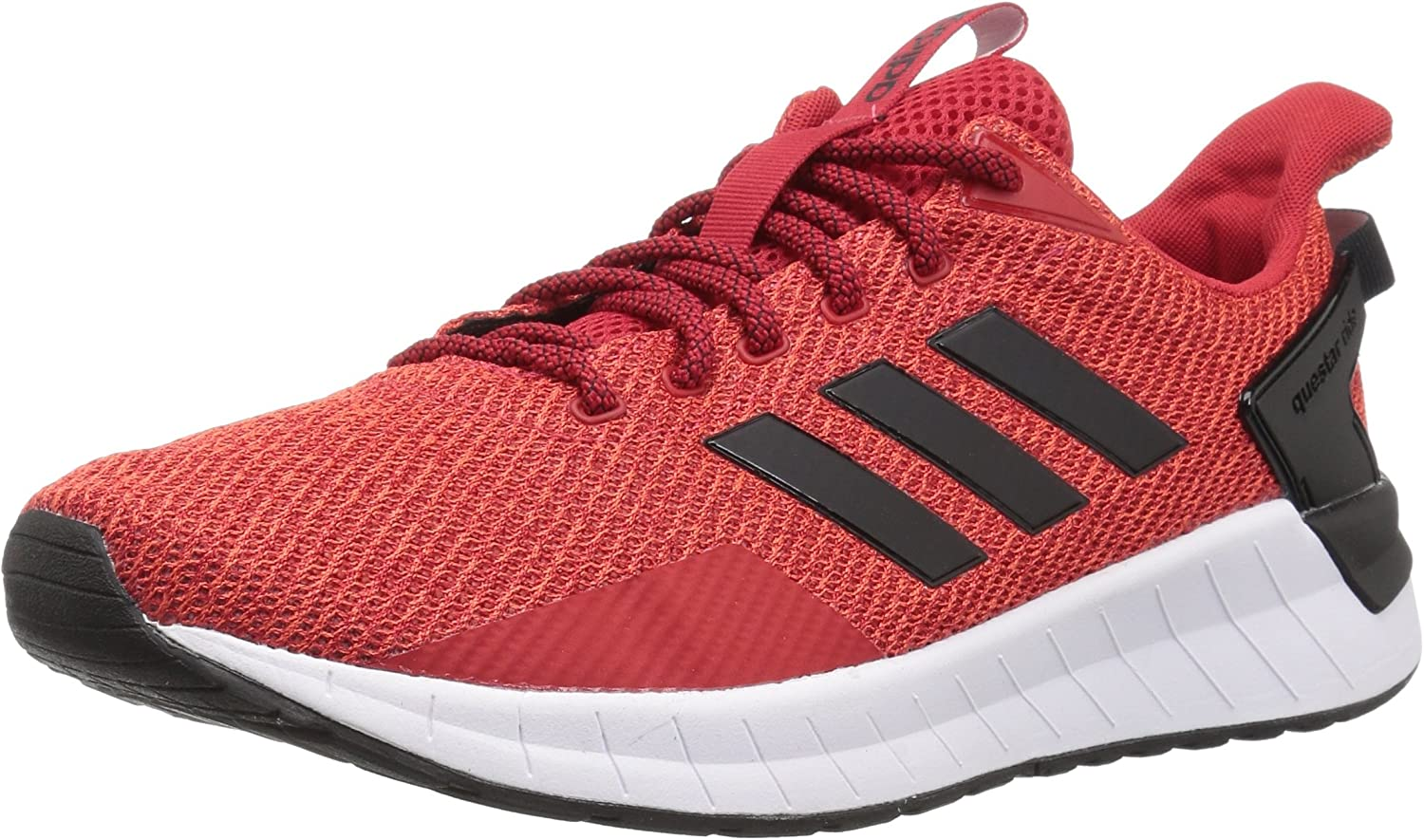 Adidas Womens Questar Ride Low Top Lace Up Running Sneaker