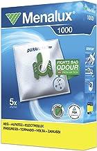 Menalux 1000 - Pack de 5 bolsas y 1 filtro para aspiradoras