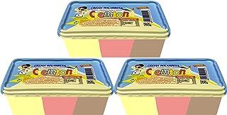 Crema Holandesa 3 colores Cremtona. Chocolate, Fresa y