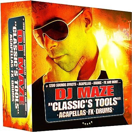 Amazon com: Dj Maze - 90's Classic Acapella: Digital Music