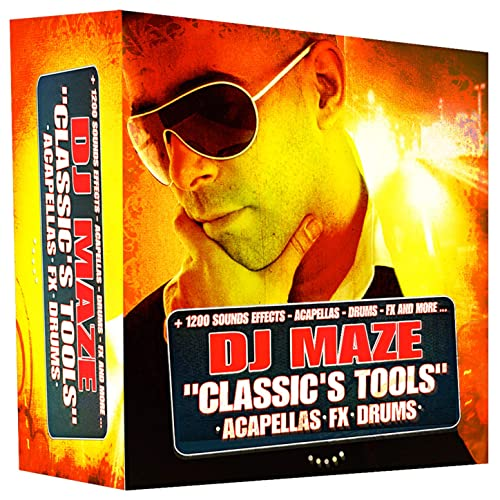 Welcome to 90's Acapellas by DJ Maze on Amazon Music