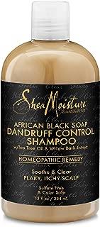 shea moisture shampoo travel size