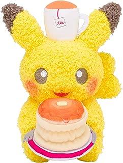 Pokemon Center Original Plush Doll Pikachu Pokémon meets Karel Čapek [pancake]