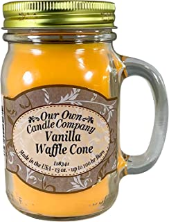 Best waffle cone candle Reviews