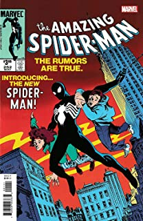 AMAZING SPIDER-MAN #252 FACSIMILE EDITION NEW PTG 2ND PRINT