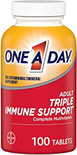 One A Day Adult Triple Immune Support* Complete