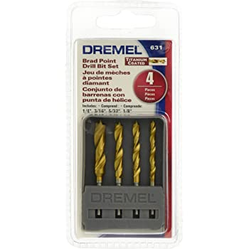 47 Pc Set Wire Brad Point Drill Regular Length #1-#47