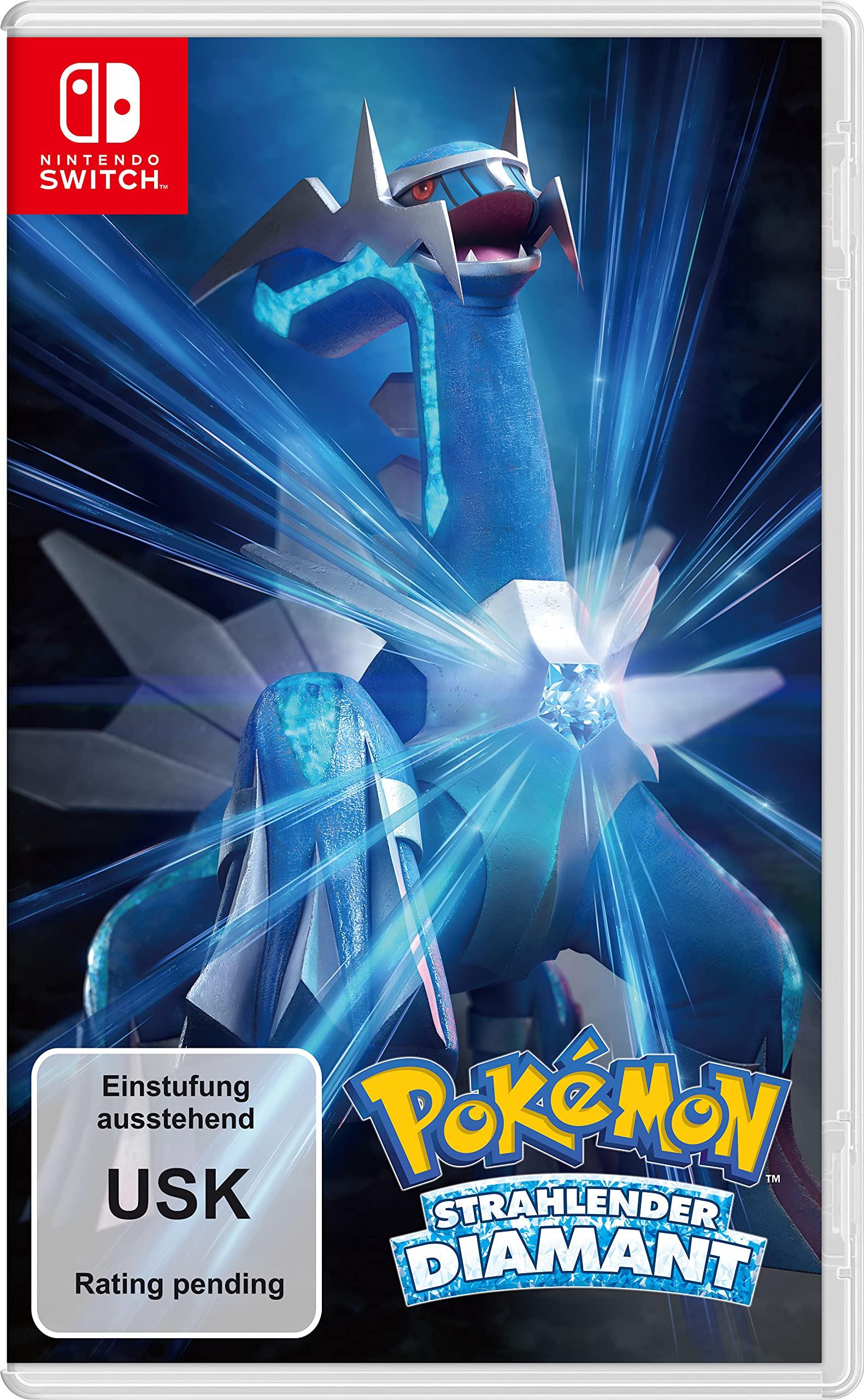 Pokémon Strahlender Diamant [Nintendo - Pokemon strahlender Diamant
