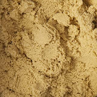 Sensory Sand, 11 POUNDS - ECO Friendly, Beige, with Container