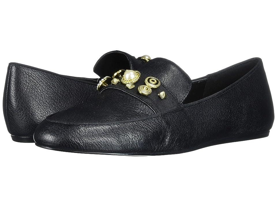 Nine West Baus (Black Leather) Women