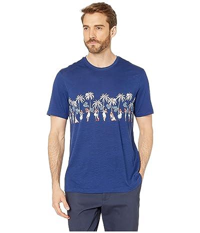 Tommy Bahama Cotton Modal Dancing Palm T-Shirt (Dancing Palm Trees) Men