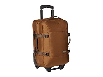 Filson Dryden 2-Wheeled Carry-On Bag (Whiskey) Bags