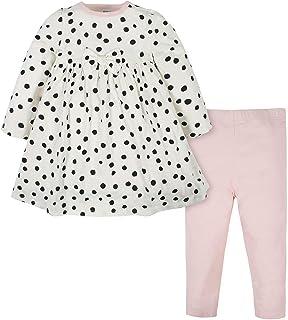Gerber Baby-Girls Dress and Legging Set Long Sleeve Infant-and-Toddler-Playwear-Dresses