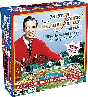 Aquarius Mister Rogers Neighbourhood Board Game