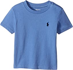 Cotton Jersey Crew Neck T-Shirt (Infant)