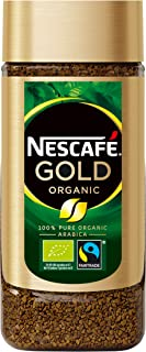 Nescafe GOLD Organic Instant Coffee 100g