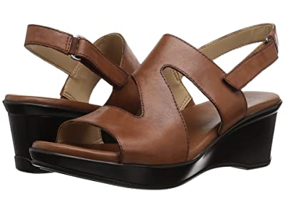 Naturalizer Valerie (Saddle Leather) Women
