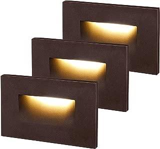 Best outdoor step lights 120 volt Reviews