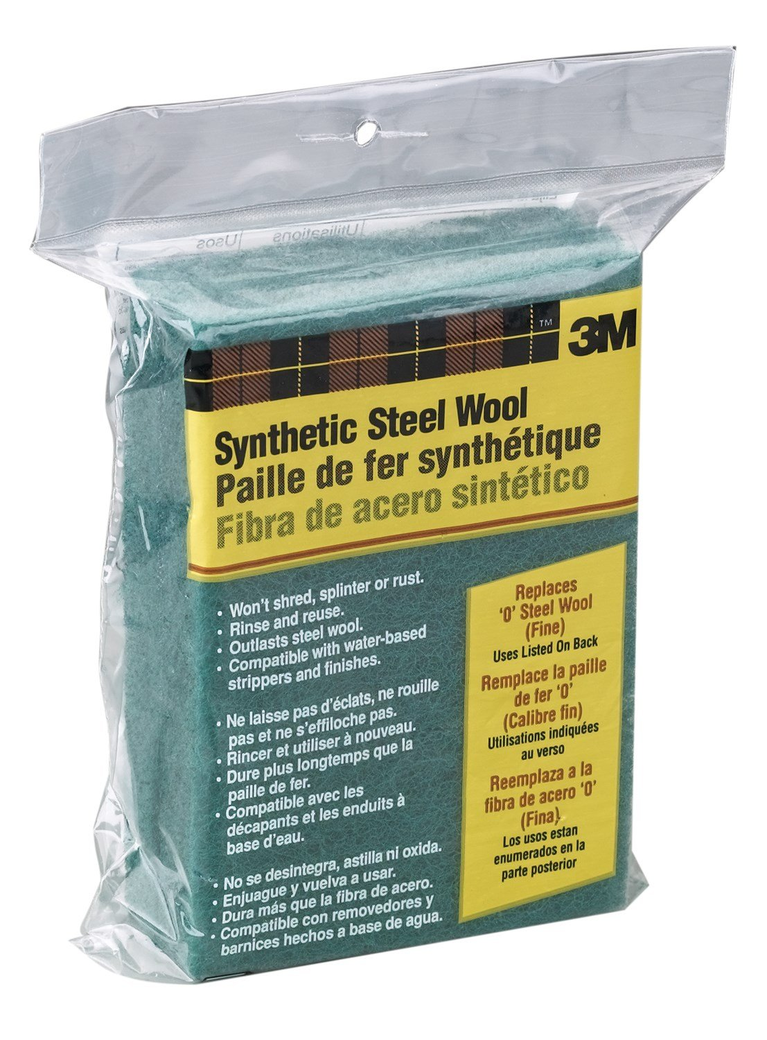 Steel Wool the professional choice 12 6 Max 69% OFF of rolls mixture shopping each