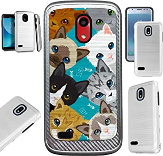 Amazon com: att axia phone case